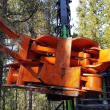 Biojack 300 Tree shear, Baumschere, grappin sécateur, energigrip, energiakoura