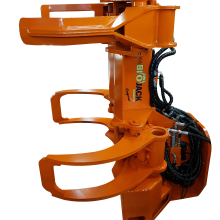 Saw grapple Biojack 400S EG BA90 (with Extra Grapple option)