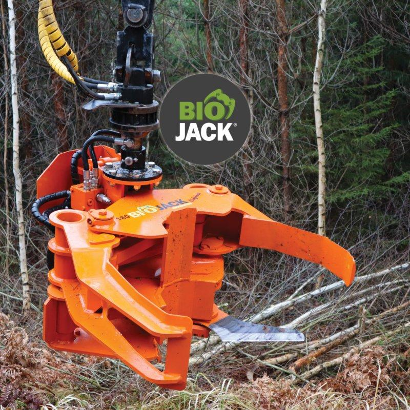 Biojack tree shear 180